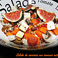 Salade de sarrasin aux saveurs automnales
