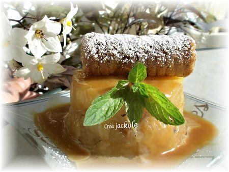 pommes caramel