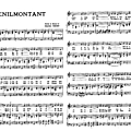 Ménilmontant (02) - charles trenet (partition - sheet music)