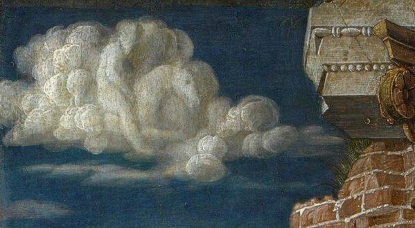 Andrea Mantea Il volto delle nuvole
