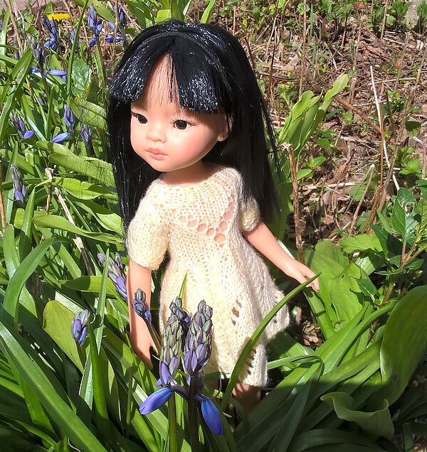 20210413 Misaki au jardin
