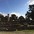 Grèce antique (16/18). des jeux, encore des jeux : olympie.