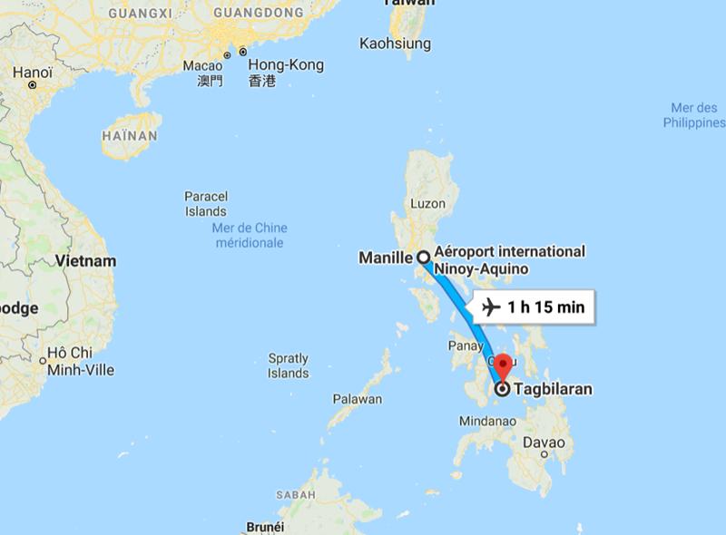 Manille à Tagbilaran, Bohol 1 (Copy)