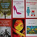 X mes six livres couv