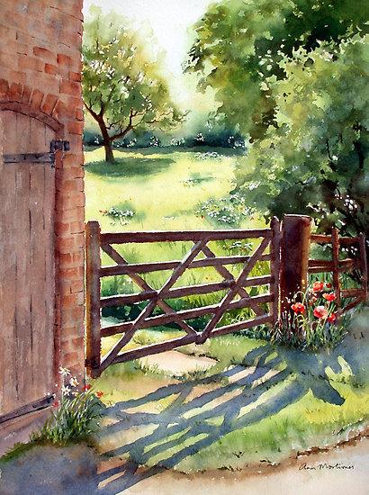ann mortimer farm gate
