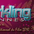 Sparkling for you restau-club N 1 Cannes Festival CLIC ON blogfest