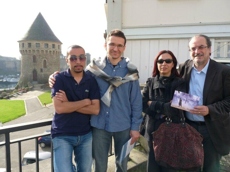 93 - A la découverte de Brest (8 Avril)