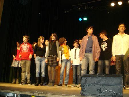 telethon 2012 eaunes à labarthe