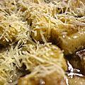 gnocchi sauce daube