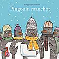 Pêle-mêle : pingouin manchot - sous mon arbre - c'est de saison ! - une journée à la ferme - les bêtises de nina