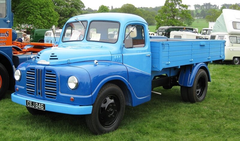Austin_Loadstar_light_truck_1953_ca_4000cc