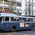 Pour le retour des trolleybus au havre