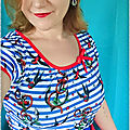 Mes p'tits looks pin-up de printemps