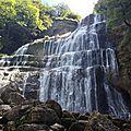 Cascades du hérisson – pic de l'aigle – belvédère des 4 lacs - jura 39