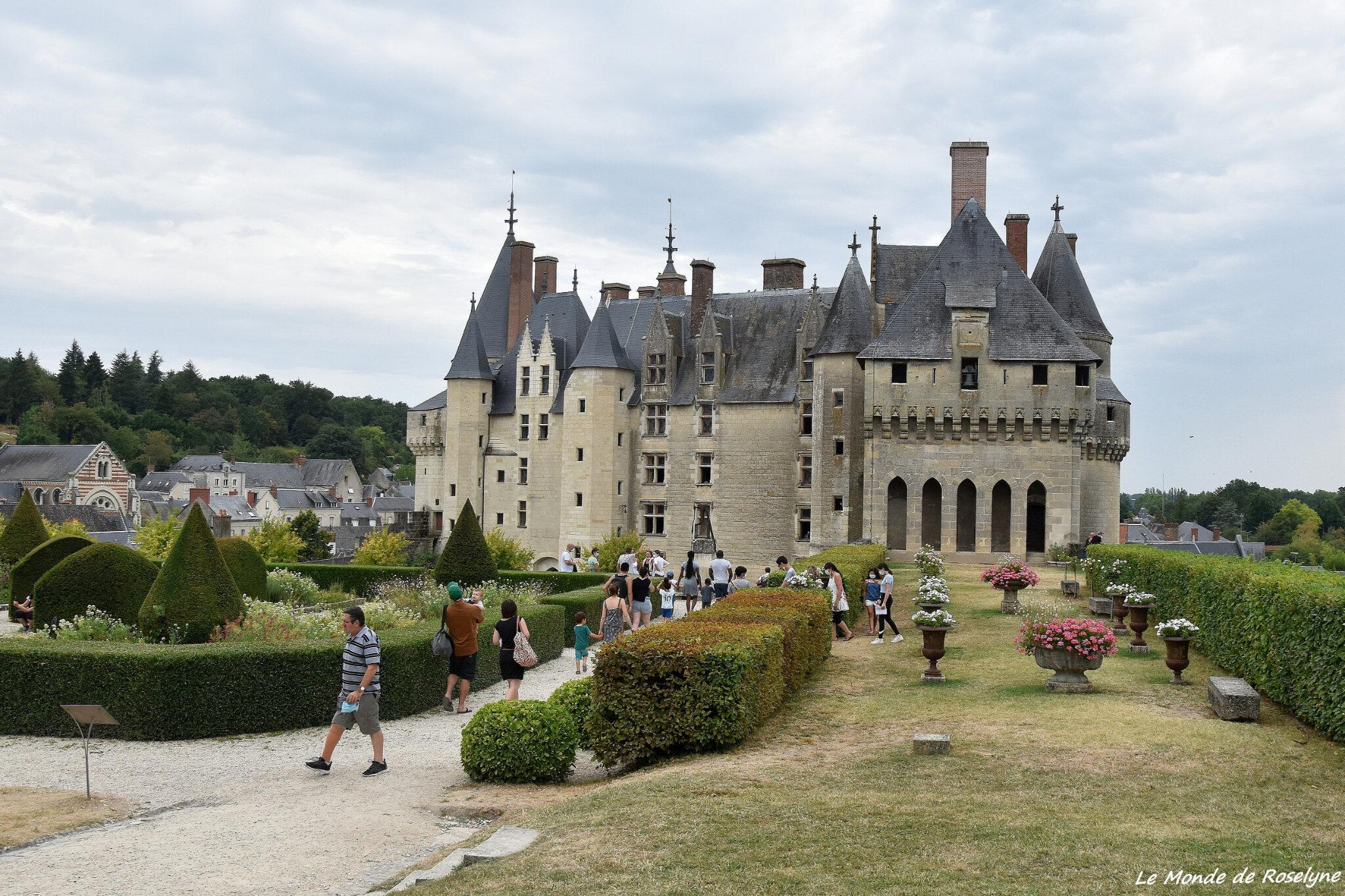 Le château Fort de Langeais