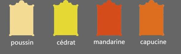 nuancier jaune orange copie