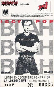 1986_12_Iggy_Pop_Grande_Halle_de_la_Villette_Billet