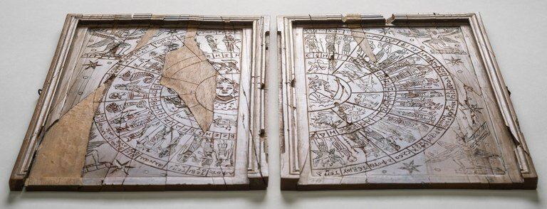Astrologer's Zodiacal Boards and Covers