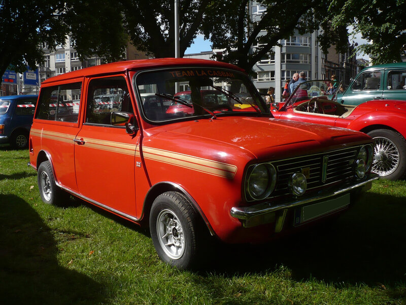 MINI Clubman Estate 1100 Liège (1)
