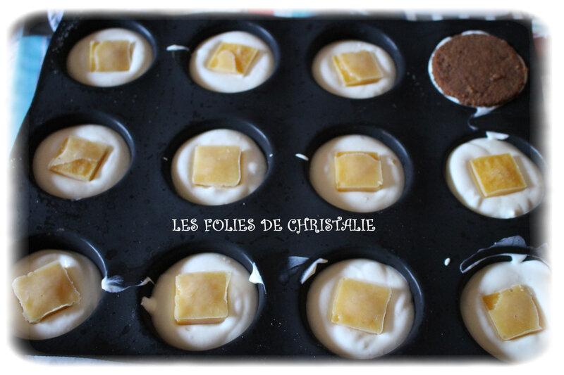 Crémeux fromage mangue 15