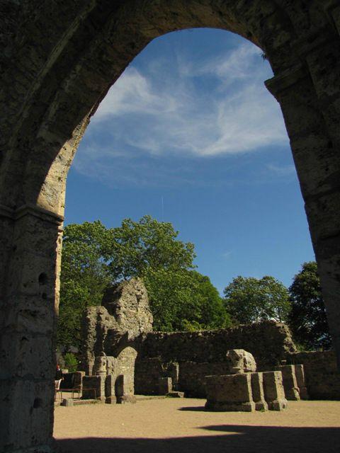 abbaye d'Aulps29