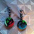 Mokumé et perle