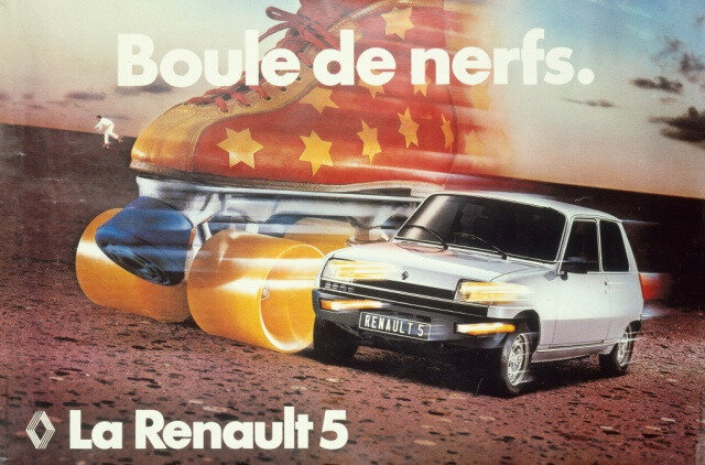 renault la french touch palmares renault 5