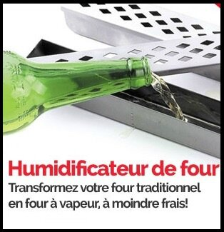 fortunat humidificateur de four 1