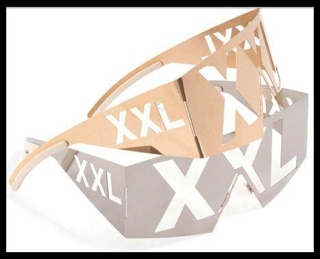 mykita & bernhard wilhelm lunettes xxl