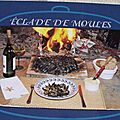 Moules - Eclade