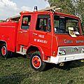 Berliet fourgon pompe tonne léger camiva 500 ke-1975