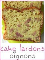 cake lardons - oignons - index