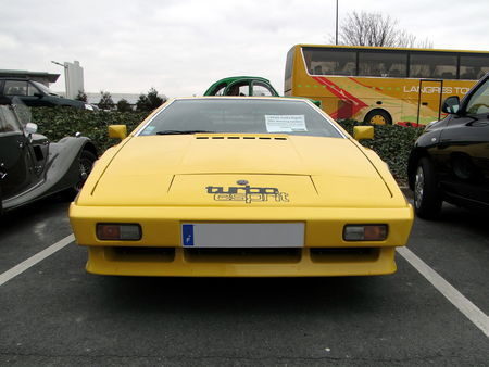 LOTUS Esprit Turbo 1983 Salon Champenois du Vehicule de Collection de Reims 2010 1