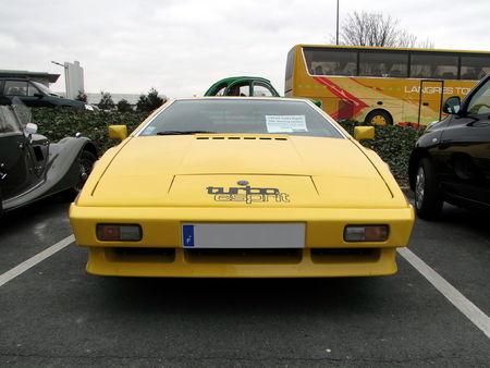 LOTUS Esprit Turbo 1983 Salon Champenois du Vehicule de Collection de Reims 2010 1