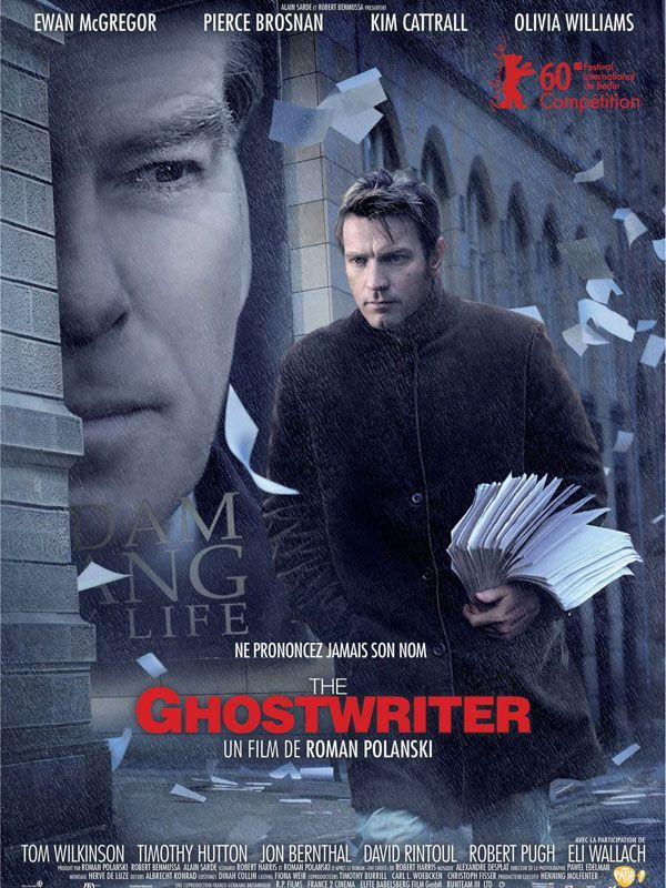 The Ghost writer (Roman Polanski)