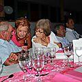 Patricia discute avec ses parents