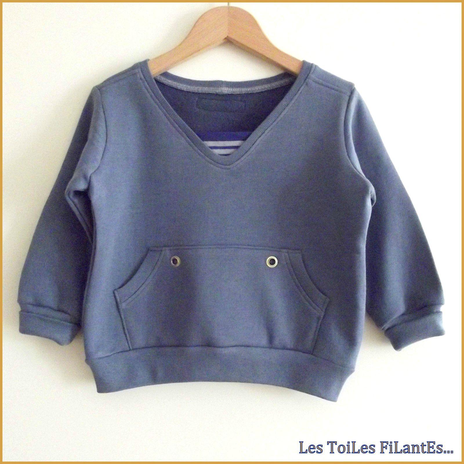 10-Ensemble pantalon bleu klein à pont9