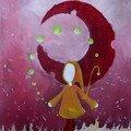 Le jongleur de lune