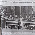 Schule Wusterwitz 1955