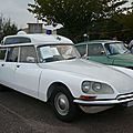 CITROËN DS 20 ambulance 1974 Créhange (1)