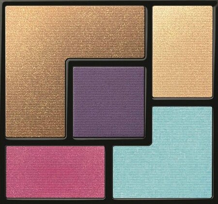 yves saint laurent couture palette 11 ballets russes