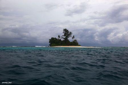 raoul island near nusa