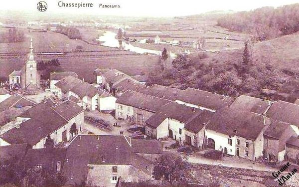Chassepierre Panorama