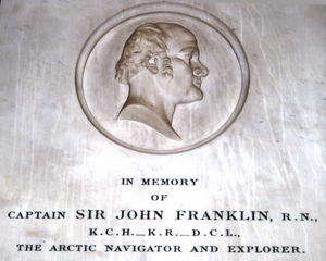 plaque_Franklin_Spilsby