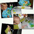 Jeudi 1er octobre 2015 - peinture pomme