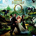 Le monde fantastique d'oz, sam raimi