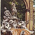 Nancy 2 - Place Stanilas - fontaine Amphitrite (datée 1971)