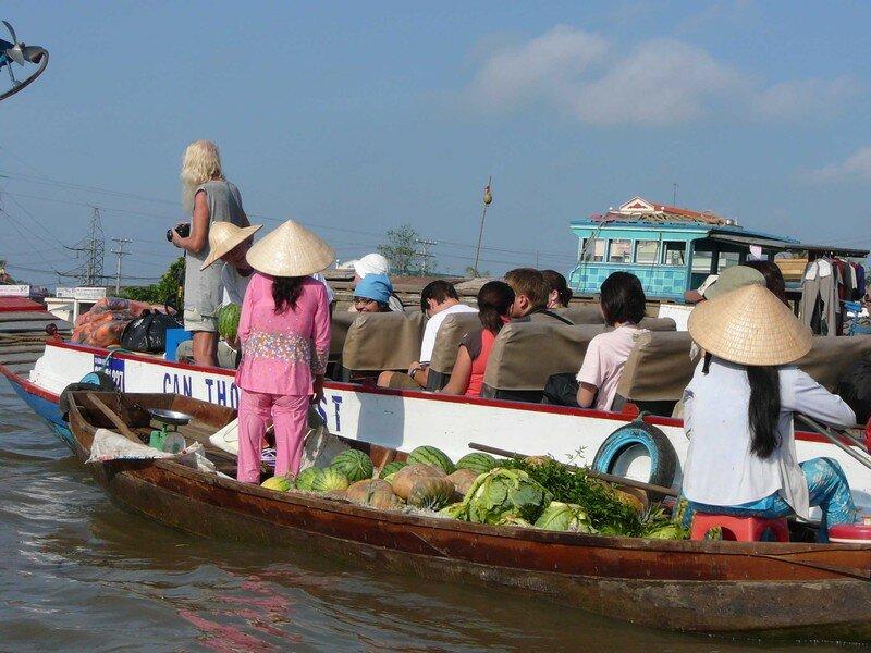 le Delta du Mekong
