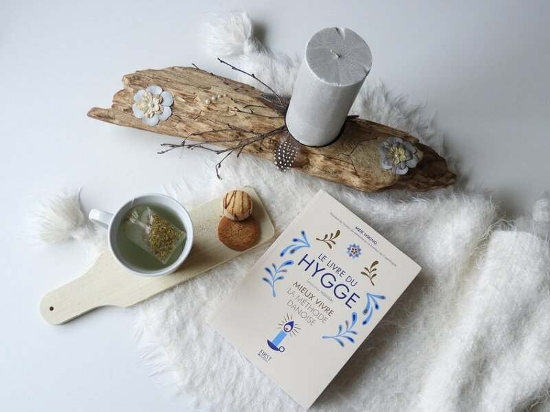 Bougeoir pour ambiance hygge