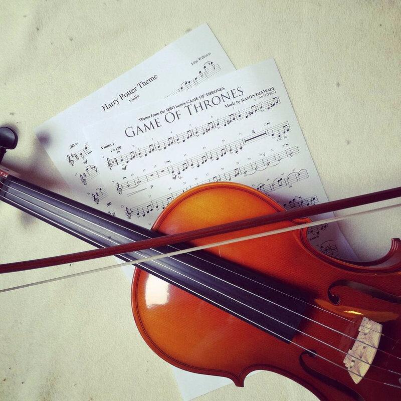 violin moi